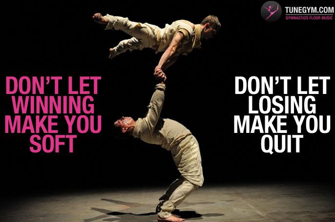 pics photos inspirational gymnastics quotes