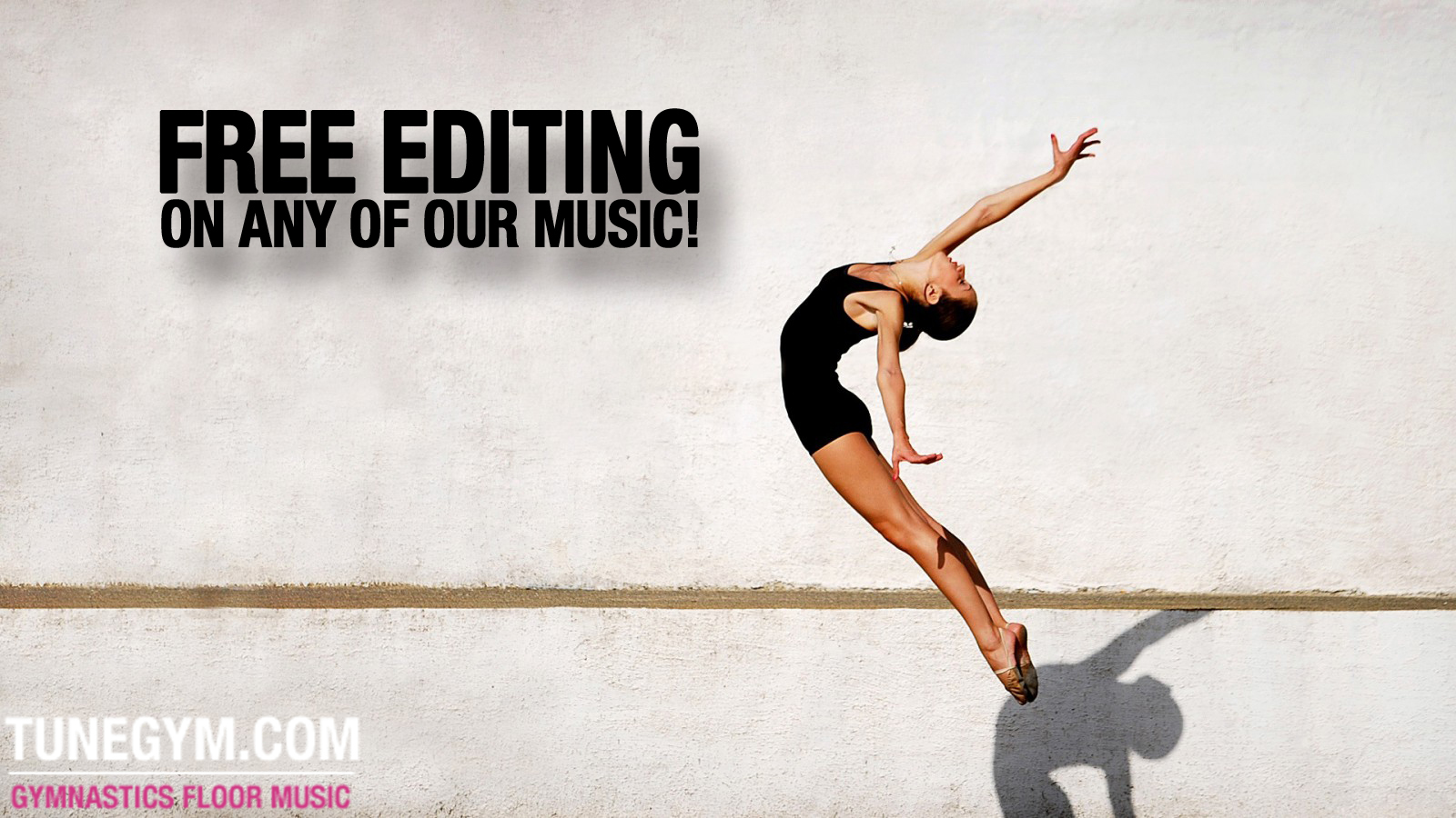 Free gymnastics floor music editing service for Floor gymnastics